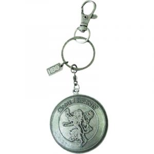 Game of Thrones – Lannister Shield Keychain