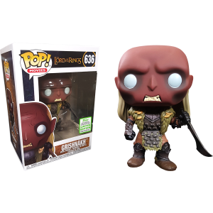 The Lord of the Rings - Grishnakh Pop! Vinyl Figure (2019 Spring Convention Exclusive)