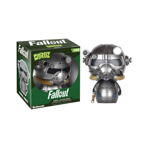 Fallout - Power Armor Dorbz Vinyl Figure