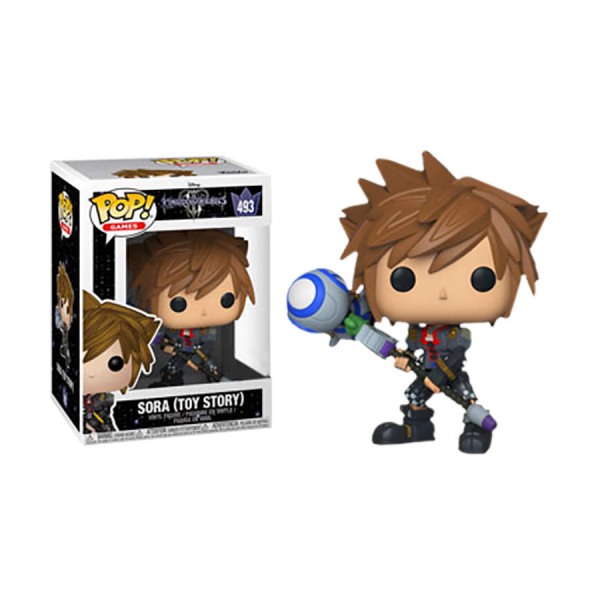 Kingdom Hearts III - Sora (Toy Story) US Exclusive Pop! Vinyl