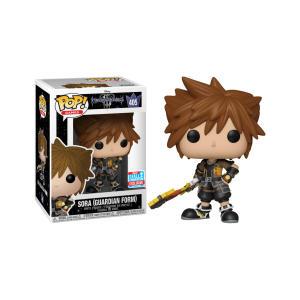 Kingdom Hearts III - Sora in Guardian Form Pop! Vinyl Figure (2018 Fall Convention Exclusive)