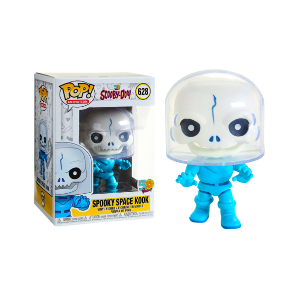 Scooby Doo - Spooky Space Kook Pop! Vinyl