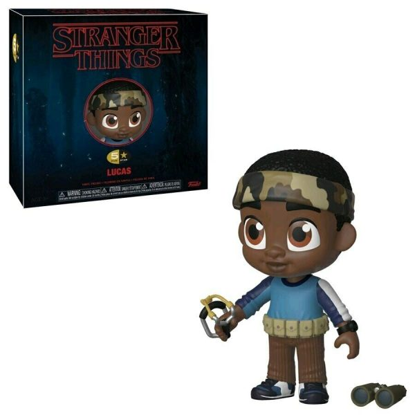 Stranger Things - Lucas Funko 5-Star Vinyl Figure