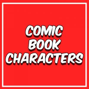 Comic Book Characters