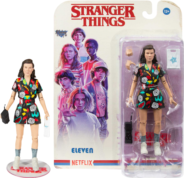"Stranger Things - Eleven 7"" Scale Action Figure (Series 4)"