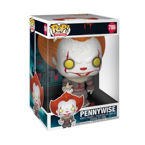 """It: Chapter 2 - Pennywise with Boat 10"""" Pop! Vinyl"""