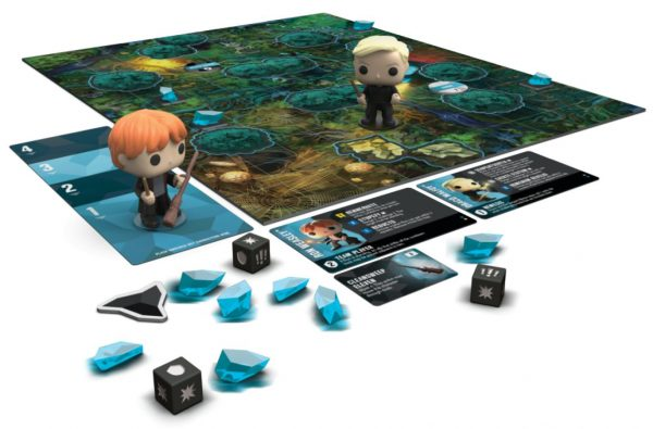 Funkoverse - Harry Potter 101 2-pack Expandalone Strategy Board Game