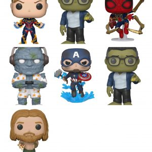 Avengers 4: Endgame Wave 3 Bundle (set of 7) POP! Vinyls