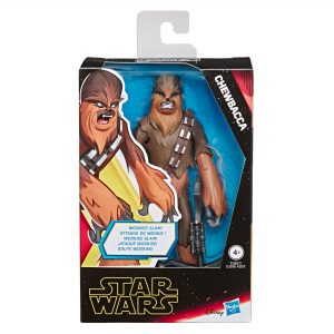Star Wars Galaxy of Adventures Chewbacca 5-Inch-Scale Action Figure