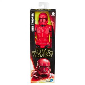 Star Wars Hero Series Star Wars: The Rise of Skywalker Sith Trooper Toy 12-inch Scale Figure