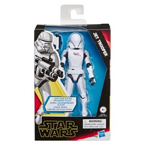 Star Wars Galaxy of Adventures Jet Trooper 5-Inch-Scale Action Figure