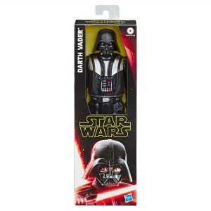 Star Wars Hero Series Darth Vader Toy 12-inch Scale Action Figure with Lightsaber Accessory