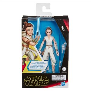 Star Wars Galaxy of Adventures Rey 5-Inch-Scale Action Figure