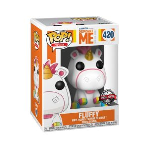 Despicable Me 3 - Fluffy Rainbow Hooves Pop! Vinyl