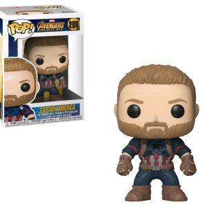 Avengers 3: Infinity War - Captain America Pop! Vinyl