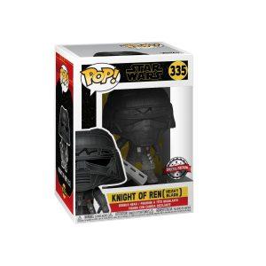 Star Wars - Knight of Ren Heavy Blade Episode IX Rise of Skywalker US Exclusive Pop! Vinyl