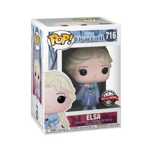 Frozen II - Elsa with Salamander US Exclusive Pop! Vinyl