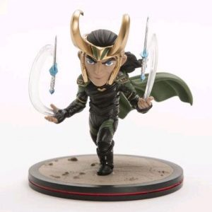 Thor 3: Ragnarok - Loki Q-Fig Diorama