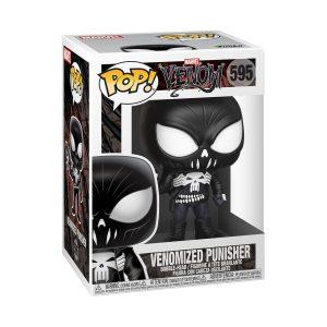 Venom - Venomized Punisher Pop! Vinyl