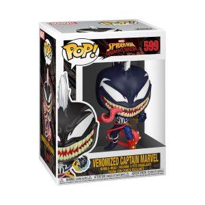 Venom - Venomized Captain Marvel Pop! Vinyl