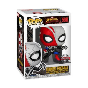 Venom - Venomized Spider-Man Pop! Vinyl