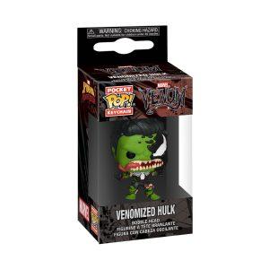 Venom - Venomized Hulk Pocket Pop! Keychain