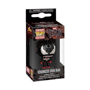 Venom - Venomized Iron Man Pocket Pop! Keychain