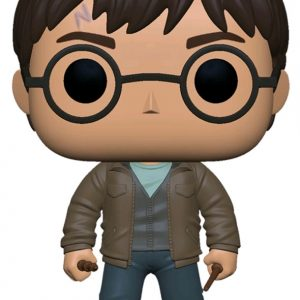 Harry Potter - Harry with Two Wands Pop! Vinyl