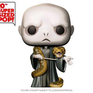 """Harry Potter - Voldemort with Nagini 10"""" Pop! Vinyl"""