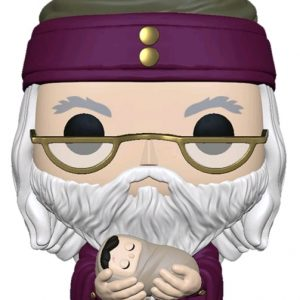 Harry Potter - Dumbledore with Baby Harry Pop! Vinyl