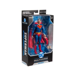 "Superman - Superman Action Comics 1000 7"" Action Figure"