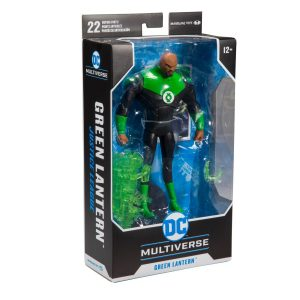 "Justice League Animated - Green Lantern 7"" Action Figure"
