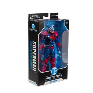 "Superman - Armored Superman Unchained 7"" Action Figure"
