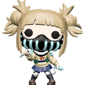 My Hero Academia - Himiko Toga with Face Cover Pop! Vinyl