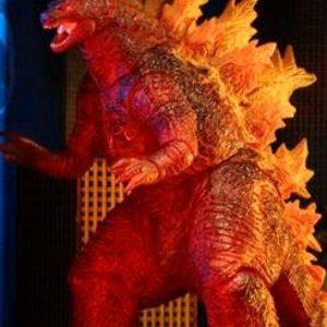 """Godzilla: King of the Monsters - Godzilla version 3 12"""" Action Figure"""