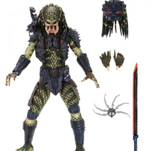 "Predator 2 - Armored Lost Predator Ultimate 7"" Action Figure"
