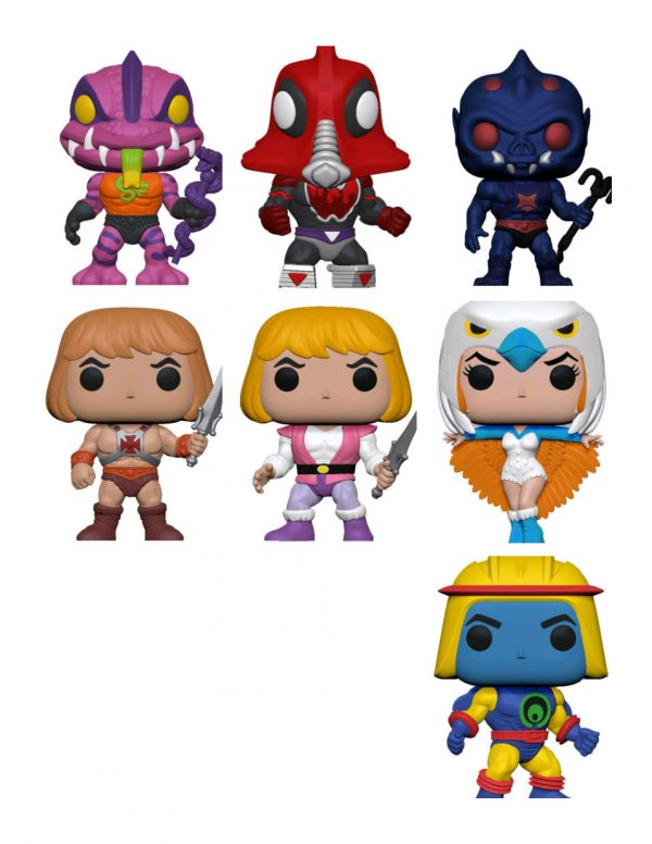 Masters of the Universe - Pop! Vinyl Bundle (Set of 7)