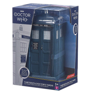 Doctor Who - Thirteenth Doctor's Tardis with Light & Sound