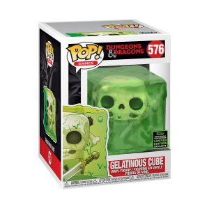 Dungeons & Dragons - Gelatinous Cube ECCC 2020 Exclusive Pop! Vinyl