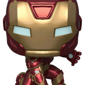 Avengers (Video Game 2020) - Iron Man Pop! Vinyl