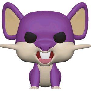 Pokemon - Rattata Pop! Vinyl