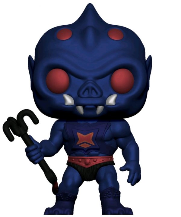 Masters of the Universe - Webstor Metallic US Exclusive Pop! Vinyl