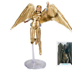 "Wonder Woman: 1984 - Wonder Woman Gold 7"" Action Figure"