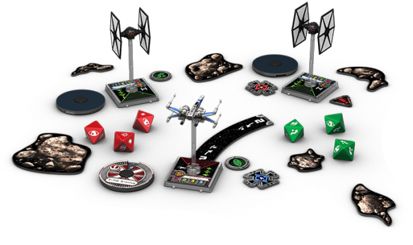 Star Wars - X-Wing Miniatures Game - Core Set Episode VII The Force Awakens