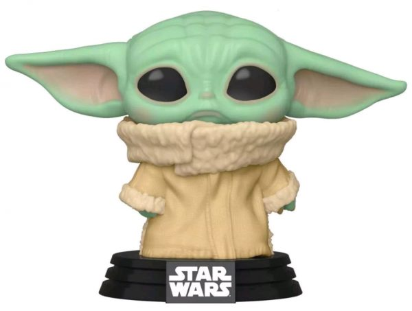 Star Wars: The Mandalorian - The Child Concerned US Exclusive Pop! Vinyl