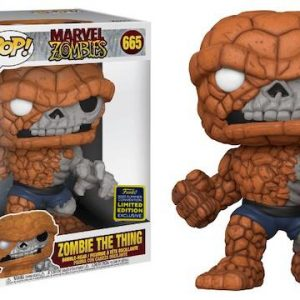 "Marvel Zombies - The Thing 10"" Pop! Vinyl Figure SDCC 2020"