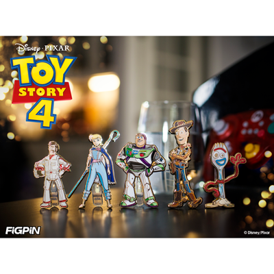 TOY STORY 4 - FIGPIN - WOODY