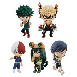 MY HERO ACADEMIA - CHIBI MASTERS WINDOW BOX