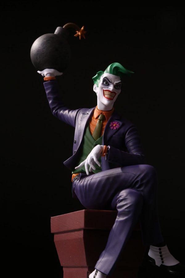Batman - The Joker Rogues Gallery #3 Multi-Part Statue
