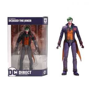 Batman - The Joker Dceased Essentials Action Figure